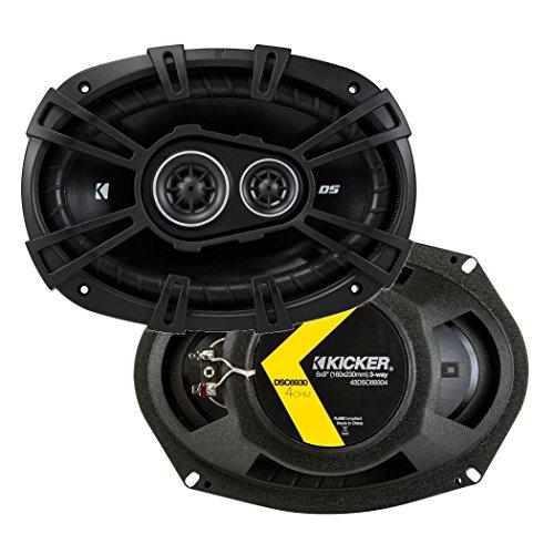 Kicker Speakers - 7