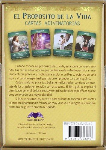 Cartas adivinatorias: el proposito de la vida: Amazon.es ...