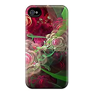 Cute Tpu MooVers Scent Of Love Case Cover For Iphone 4/4s