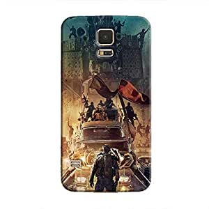 Cover It Up - Mad Max Vs Everybody Galaxy S5 Hard Case