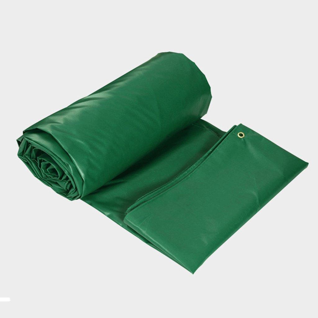 オイルクロスターポリンアウニングキャンバスターポリンシックニングレイントラックターポリンサンシェードアウトドアターポリン(450g/m²) (サイズ さいず : 3 * 3m) B07F41HCGZ   3*3m