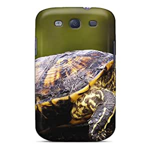 Durable Protector Case Cover With Hermann&8217;stortoise Hot Design For Galaxy S3