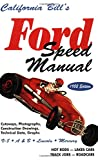 Ford Speed Manual, Bill Fisher, 1555611052