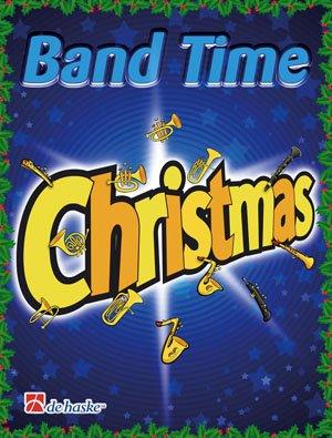 - Band Time Christmas: Soprano Saxophone (De Haske Play-Along Book)