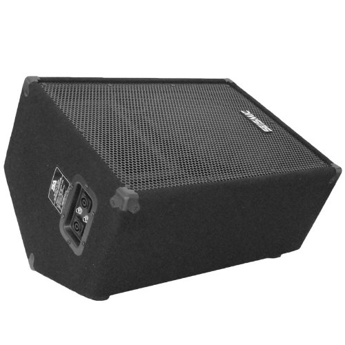 Seismic Audio - FL-12MP - Pro Audio PA/DJ 12'' Monitor - 100% Birch Plywood  - 300 Watts RMS each by Seismic Audio