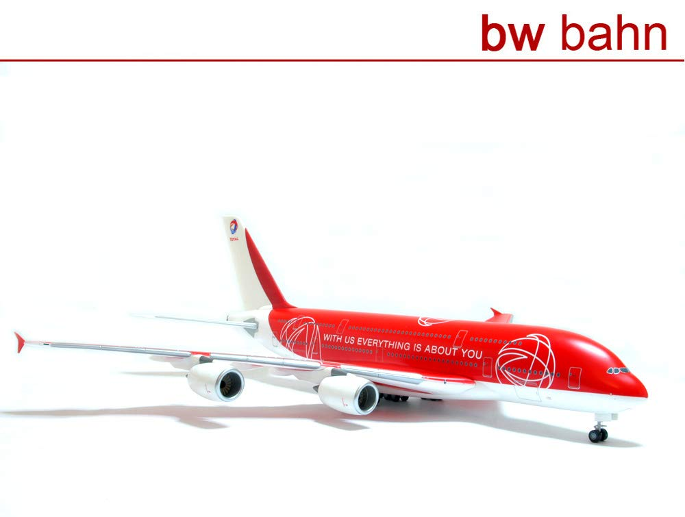 Herpa eXtra 551335 - eXtra - Airbus A380 - Total