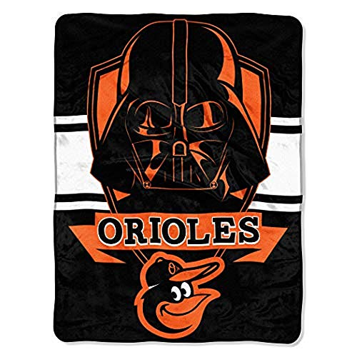 Officially Licensed MLB Baltimore Orioles Star Wars Cobranded
