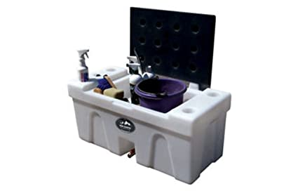 High Country Water Tank Tack Box Combo