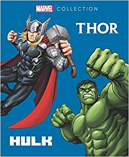 Marvel Collection Thor & Hulk (Movie Collection)