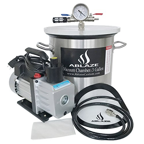 Ablaze 3 Gallon Stainless