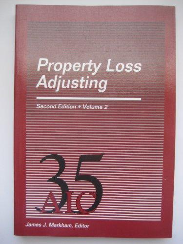 Property Loss Adjusting (Vol 2) (2nd ed)