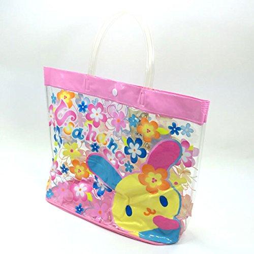 Sanrio Usahana bucket beach bag MSC880U / S (20) Sanrio