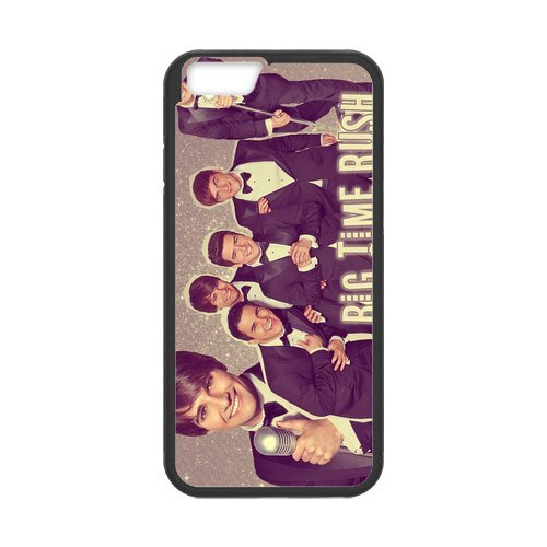 """Fayruz - iPhone 6 Rubber Cases, Big Time Rush Hard Phone Cover for iPhone 6 4.7"""" F-i5G312"""