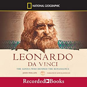 Leonardo Da Vinci: The Genius Who Defined the Renaissance Audiobook