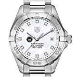 Boston College Women's TAG Heuer Steel Aquaracer with MOP Diamond Dial