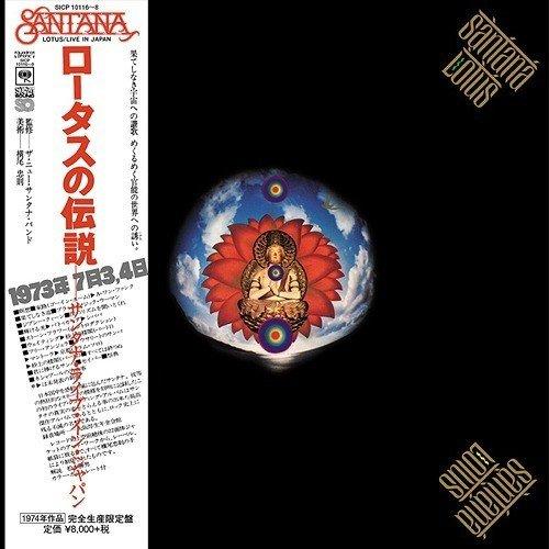 Santana - Lotus: Complete Edition - Zortam Music