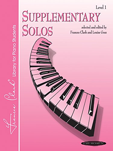 (Supplementary Solos: Level 1 (Frances Clark Library)