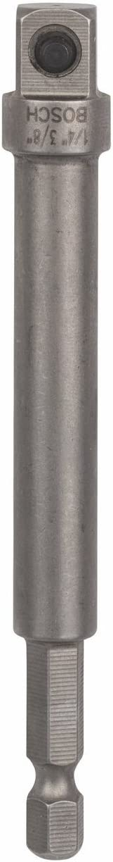 L/änge: 100 mm Bosch Pro Antriebsschaft mit 1//4-Au/ßenvierkantschaft