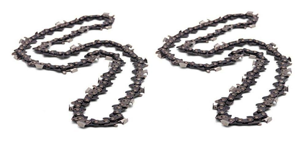 Husqvarna 2 H30-72 501840672 18'' Chainsaw Chains .325-Inch x .050-Inch Original