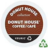 Donut House Coffee K-Cup Pod, 24 Count