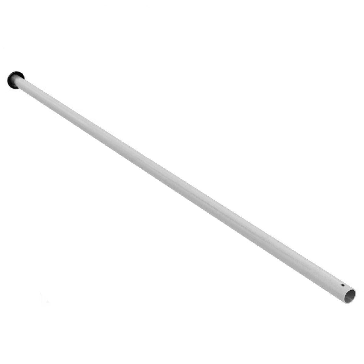 Ampel 24 - Barra superior para red de seguridad para cama elastica | longitud: ca 125cm | Diametro: ca 2,8cm | adecuado para cama elastica de 3,05m