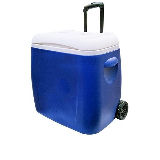 ZT-LINFEN Congelador de Cubos de Hielo al Aire Libre de 38 litros ...