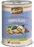 Merrick Puppy Plate - 12 x 13.2 oz