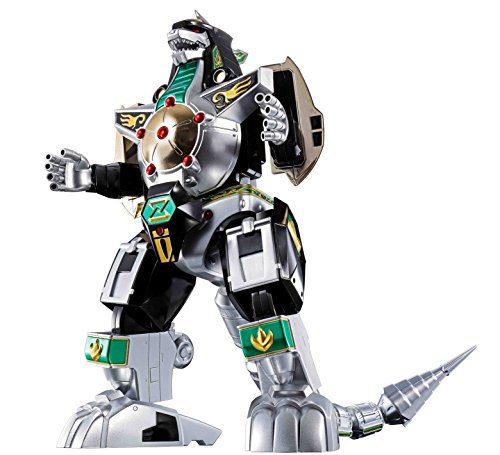 (Power Rangers Soul of Chogokin: GX-78 Dragonzord Figure)