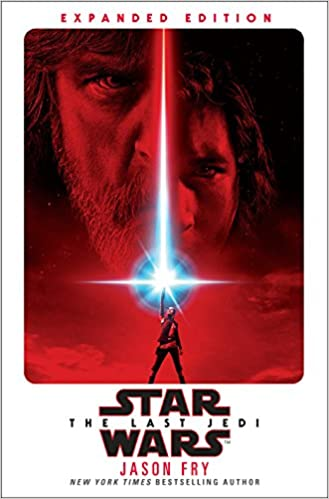 Image result for the last jedi novel
