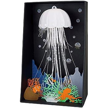 Paper Nano Jellyfish Building Set