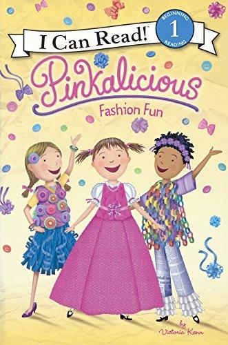 Fashion Fun (Turtleback School & Library Binding Edition) (I Can Read, Level 1: Pinkalicious)