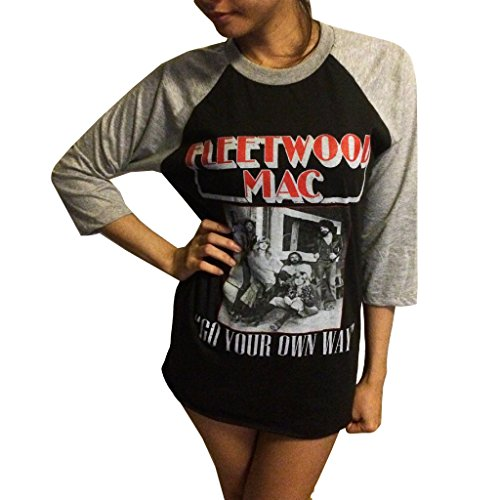 fleetwood mac shirts womans - 4