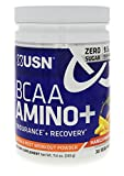 USN BCAA Amino + Mango Pineapple for Stimulant Free Muscle, Training and Endurance Boosts 30 Servings For Sale