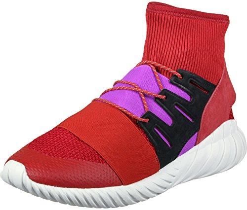 Escarl Rouge Doom Pursho Hommes Tubular Pour Adidas Baskets Winter escarl 8wZaaqp