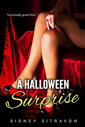 (A Halloween Surprise: A Naughty Threesome)