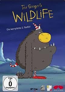 Ted Sieger's Wildlife - Die komplette 2. Staffel [Alemania] [DVD]