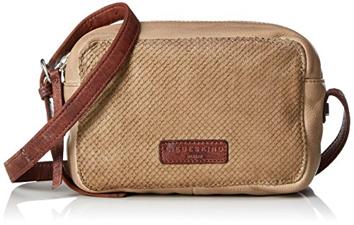 Handbag Liebeskind Sand Body Cross City Women's Berlin Metero Brown Dibajah7 RxRYvq