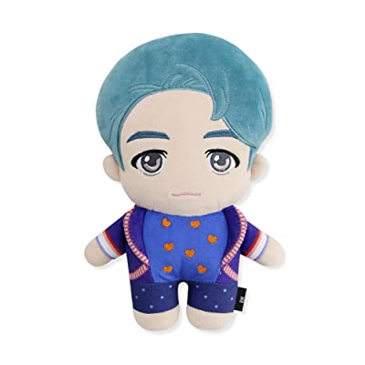 NARA HOME DECO BTS Character Official Merchandise BTS Character Flat Cushion RM: Toys & Games