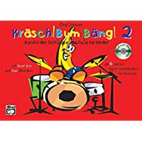 Kräsch! Bum! Bäng! Band 2, m. Audio-CD