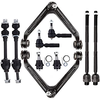 ECCPP Brand New Front Suspension Kit for 2002-2005 Dodge Ram 1500 4x4 4WD Qty 10