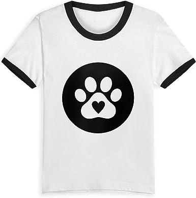 Queen Elena - Camiseta de Manga Corta con diseño de corazón y ...