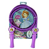 Princess Sofia the First Deluxe Jump Rope with Shaped Handles