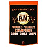San Francisco Giants Dynasty Banner with 2014 World Series Championship