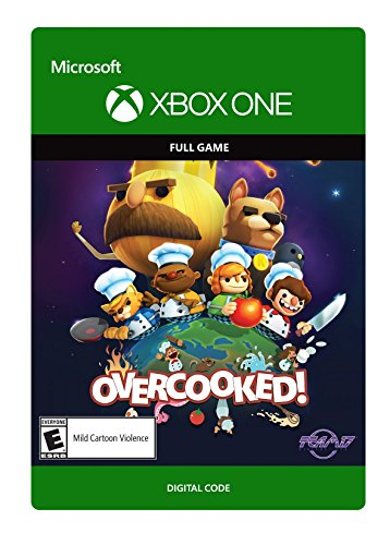 Overcooked! - Xbox One [Digital Code]