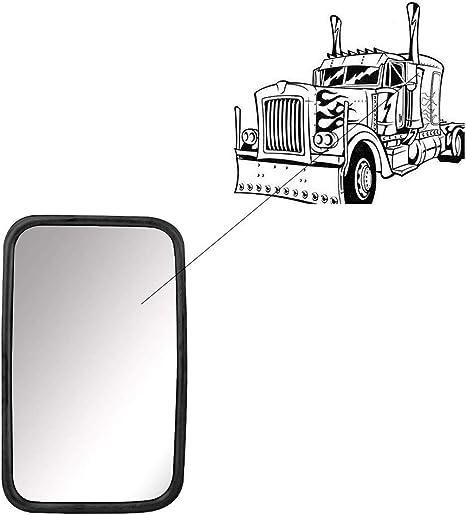 governingsoldiers 1Xespejo para Cami/óN Universal Excavadoras Autobuses 255 X 160 Mm Caravanas,Tractores
