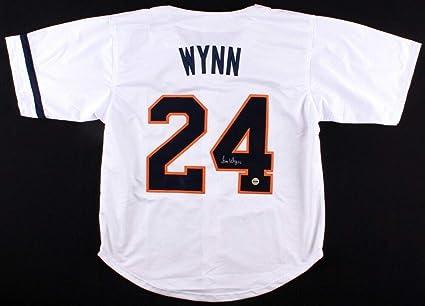 the best attitude 45588 75ef4 Jimmy Wynn Autographed Signed Memorabilia Houston Colt .45S ...