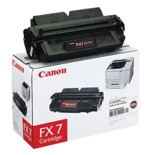 - Canon P4500/L2000IP Fax Toner Cartridge Black FX7