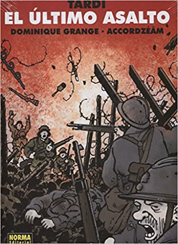 El Último Asalto: Amazon.es: Dominique Grange, Accordzéâm Jacques Tardi: Libros