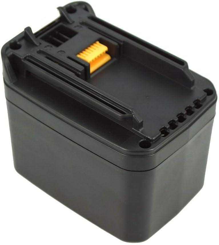 Power Smart® 24V 3200mAh NiMH batería para Makita BHR200, BHR200SAE, bhr200sfe, BHR200SH, BHR200SHE, BHR200SJE, BHR200WAE, BLS712, BLS712SFK, BLS820, BLS820SF, BLS820SFK