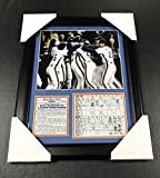 11X14 FRAMED 1986 NEW YORK METS WORLD SERIES CHAMPS 8X10 PHOTO